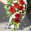 Ideenreiche Hochzeitfloristik